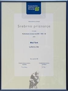Bild von GZS - Srebrna nagrada za naj inovacijo gorenjske 2007