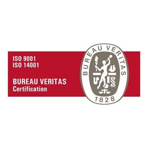 Bild von Qualitätsmanagementsystem ISO 9001:2015 und Umweltmanagementsystem ISO 14001:2015