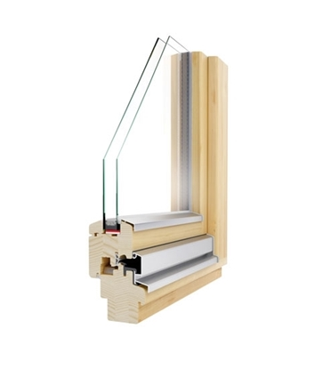 Holzfenster und Balkontüren LIP BLED 68