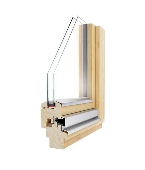 Holzfenster LIP BLED