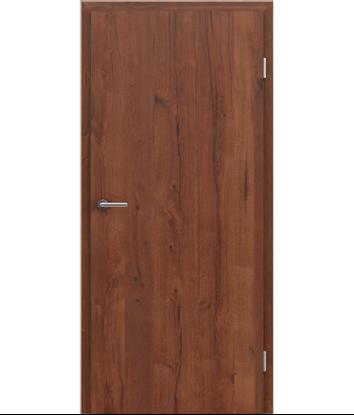 Bild von Furnierte Innentür mit längsverlaufender Struktur GREENline PRESTIGE - Altholz matt lackiert